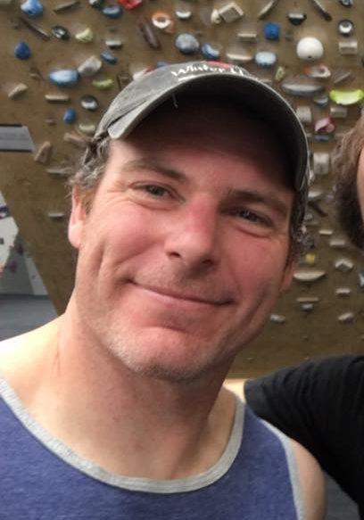 Nate McMullan filth climbing team