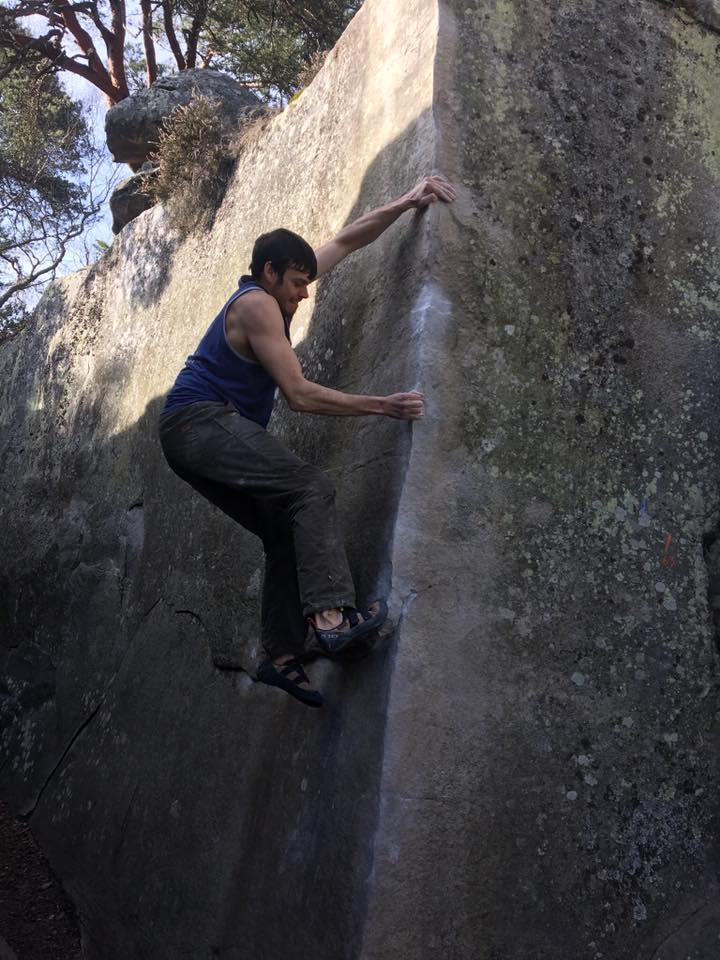 toby filth climbing team
